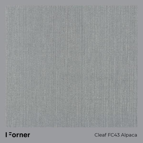 Alpaca FC43 Anversa - dekoracyjne płyty meblowe Forner - kolekcja Cleaf