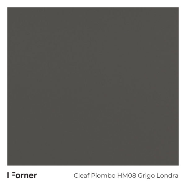 Forner Piombo HM08 Grigo Londra - płyta meblowa Cleaf