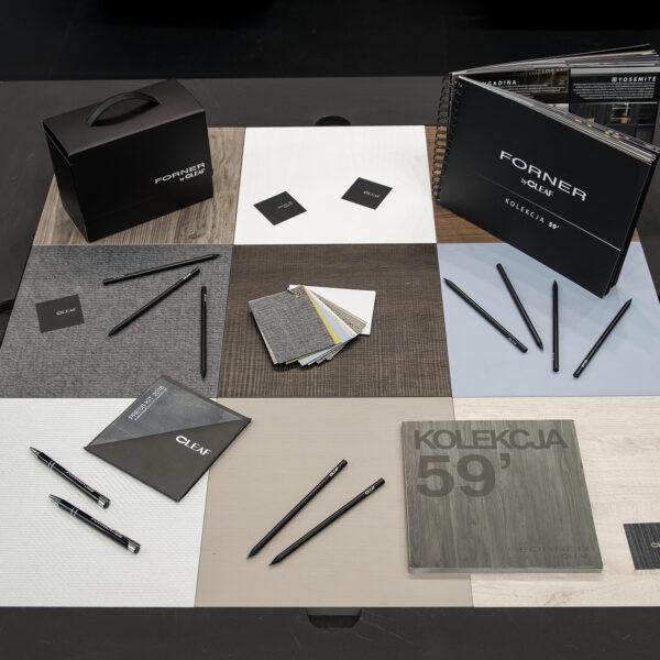 włoskie płyty meblowe Forner - kolekcja Cleaf