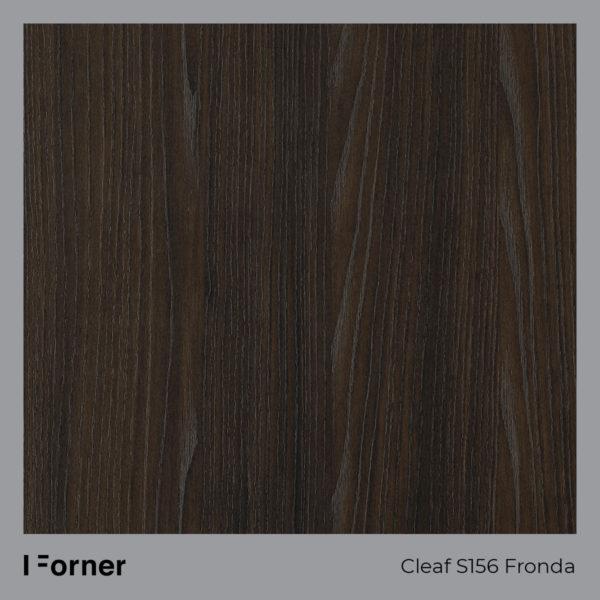 Fronda S156 Fortezza - dekoracyjne płyty meblowe Forner - kolekcja Cleaf
