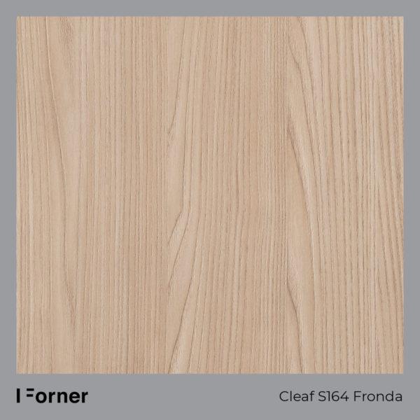 Fronda S164 Bardini - dekoracyjne płyty meblowe Forner - kolekcja Cleaf