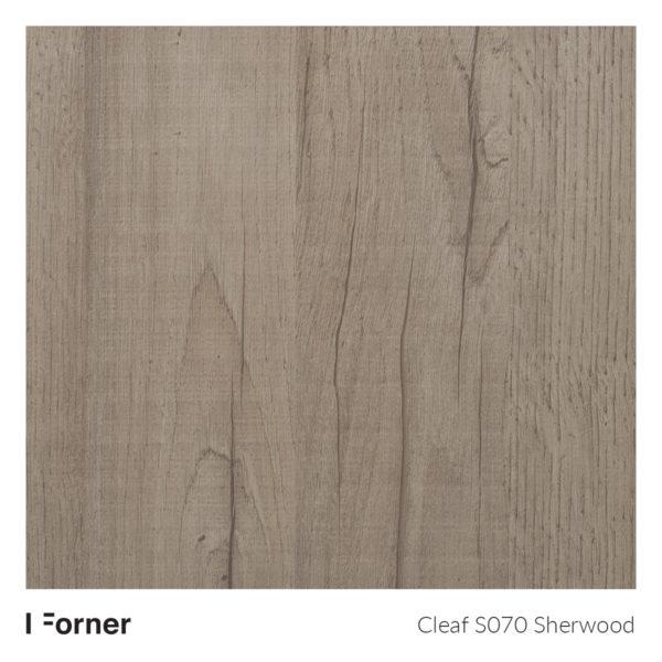 Sherwood S070 Hyde Park - płyta meblowa FORNER z kolekcji Cleaf