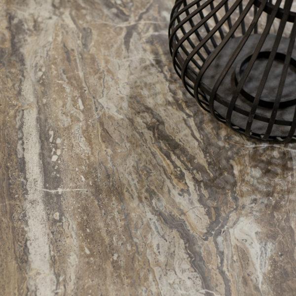 stół z cienkiego blatu kompaktowego Forner - OL03 Agat