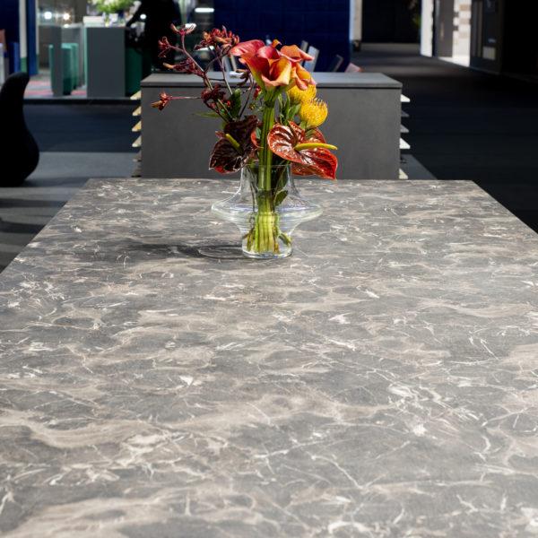 cienki blat kompaktowy Forner - granit OL04 - wyspa