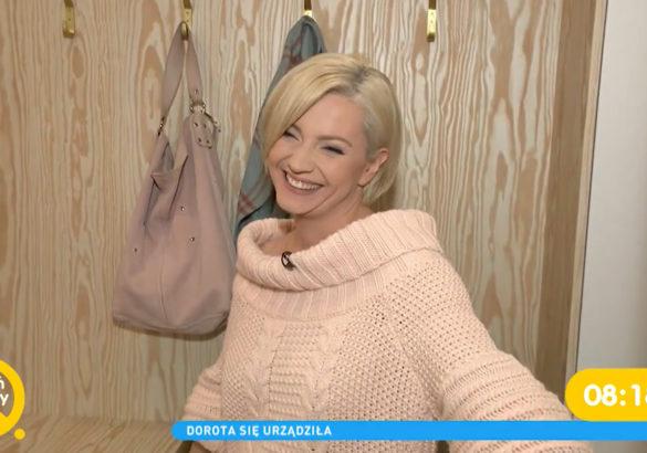 cudowny uśmiech Pani Doroty oraz płyta Cleaf Millennium z włoskiej kolekcji Forner