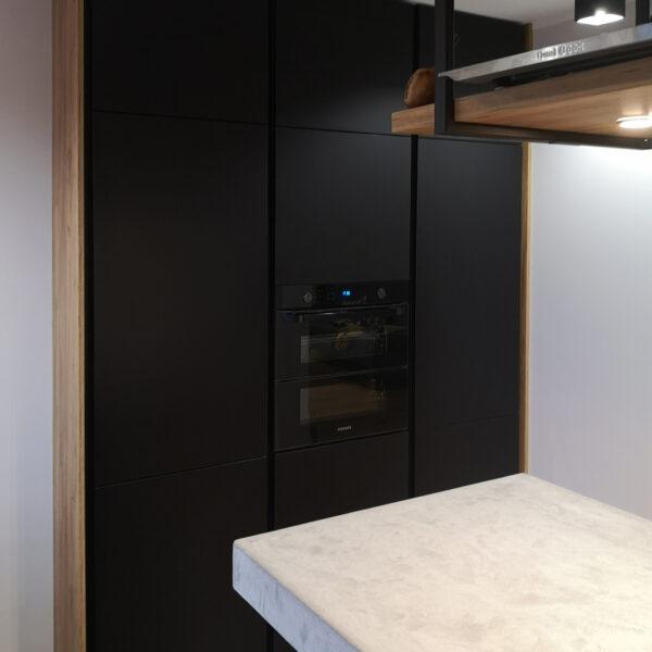 matowe płyty akrylowe Forner w kuchni
