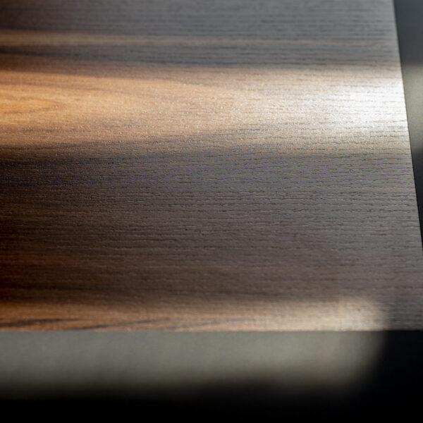 laminat HPL Cleaf Yosemite od Forner na powierzchni blatu