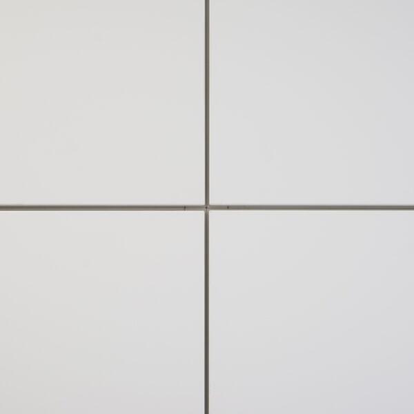 meble biurowe z płyty Forner - biały supermat SR - front szafki