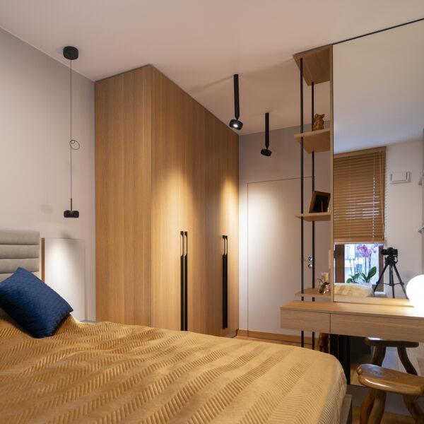 meble w sypialni z płyty meblowej sable lr22 valley Forner