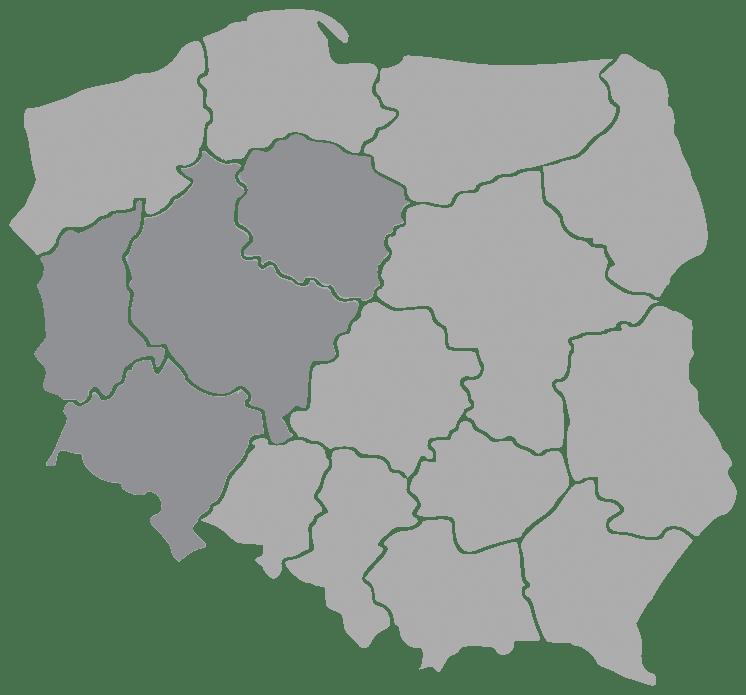 płyty meblowe Forner - dolnoslaskie kujawsko-pomorskie lubuskie wielkopolskie