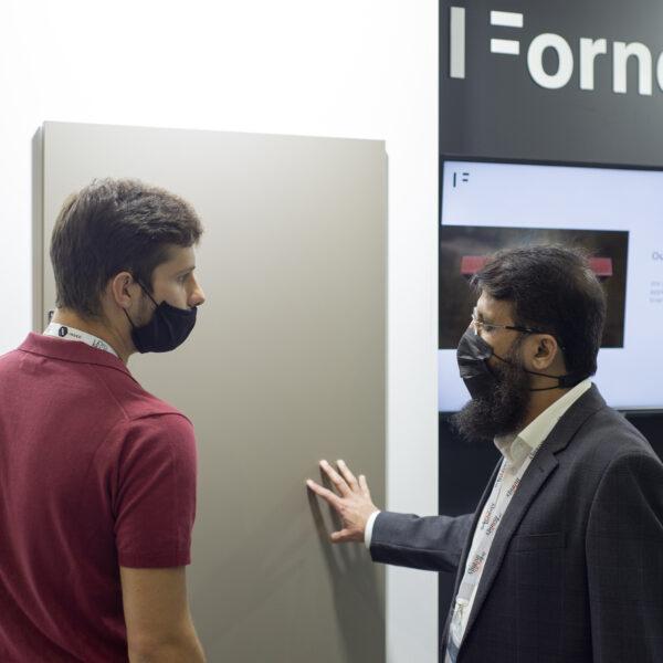 spotkania z Forner na Index Dubai 2021