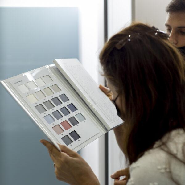 wzornik płyt meblowych Forner na Index Dubai 2021