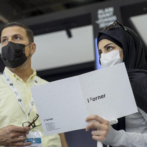 Forner na Index Dubai 2021